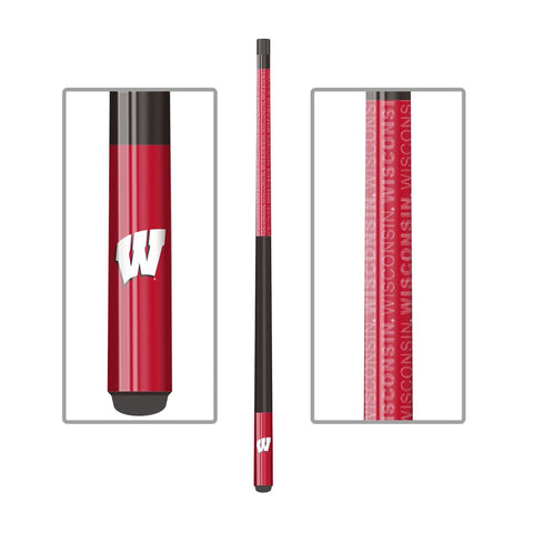 Wisconsin Badgers Cue Stick