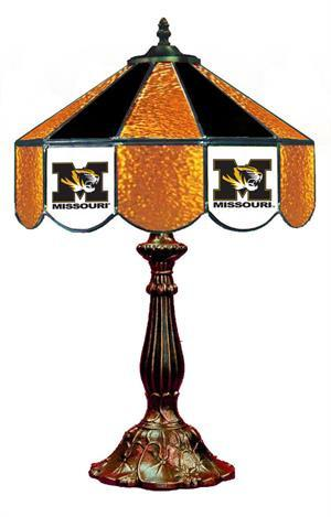 Missouri Tigers Table Lamp 21 in High