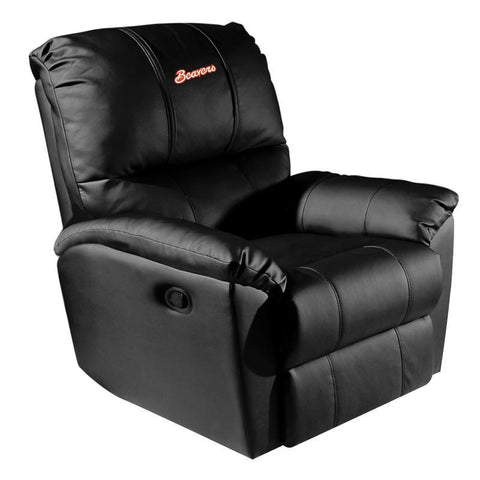 Oregon State Beavers Rocker Recliner