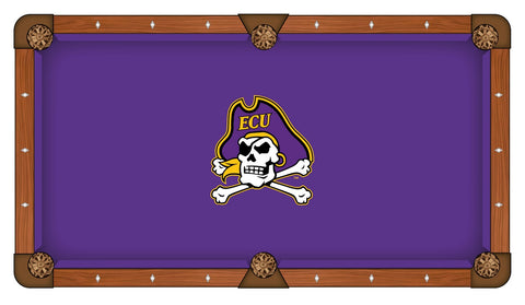 East Carolina Pirates Pool Table Cloth