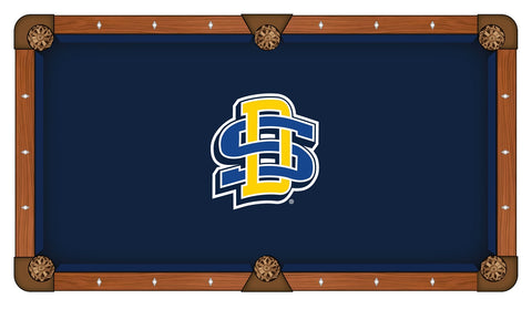 South Dakota State Jackrabbits Pool Table Cloth