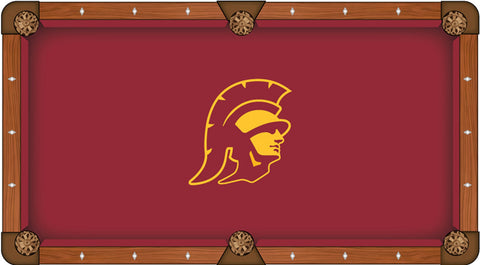 USC Trojans Pool Table Cloth