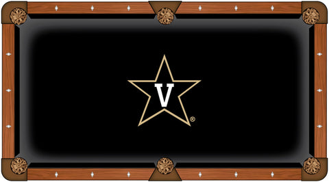 Vanderbilt Commodores Pool Table Cloth