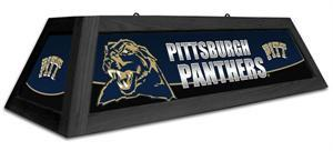 "Pitt Panthers 42"" Pool Table Light"