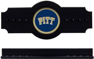 Pitt Panthers Pool Cue Rack in Black Finish