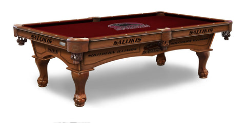 Southern Illinois Salukis Pool Table