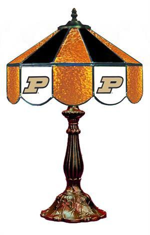 Purdue University Table Lamp 21 in High