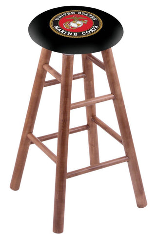 "U.S. Marine Corps 30"" Bar Stool"