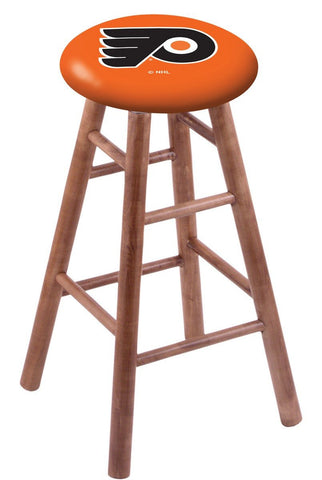 "Philadelphia Flyers Orange Background 30"" Bar Stool"