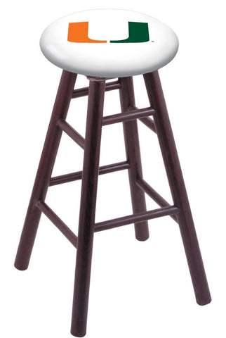 "Miami Hurricanes 24"" Counter Stool"
