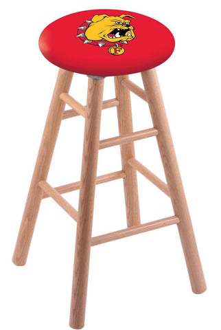 "Ferris State Bulldogs 24"" Counter Stool"