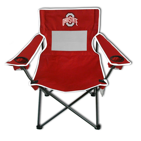 Ohio State Buckeyes Mesh Folding Chair