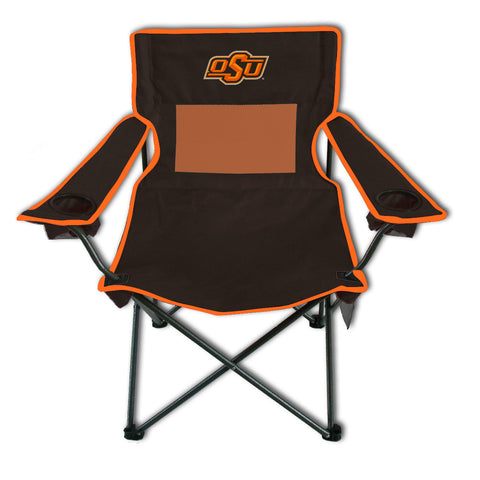 Oklahoma State Cowboys Mesh Folding Chair
