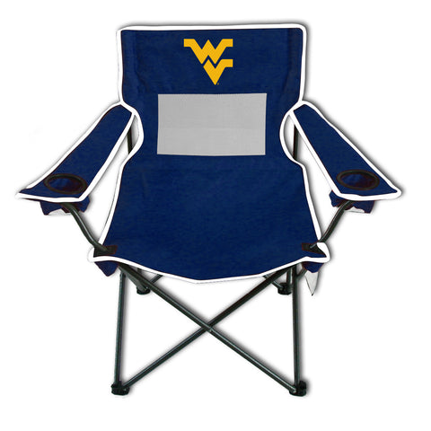 West Virginia Mountaineers Mesh Folding Chair