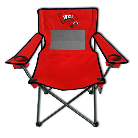 Western Kentucky Hilltoppers Mesh Folding Chair