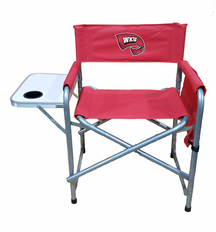 Western Kentucky Hilltoppers Directors Folding Chair