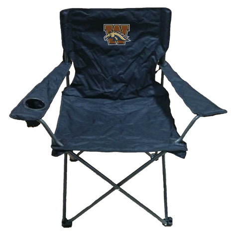Western Michigan Broncos Folding Chair