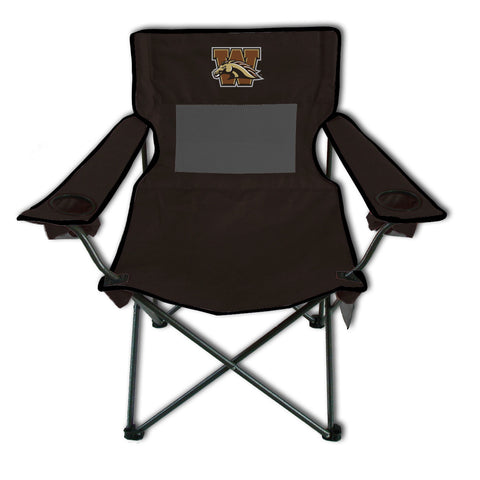 Western Michigan Broncos Mesh Folding Chair