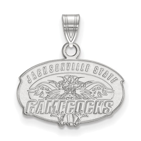 Jacksonville State Gamecocks Small Pendant