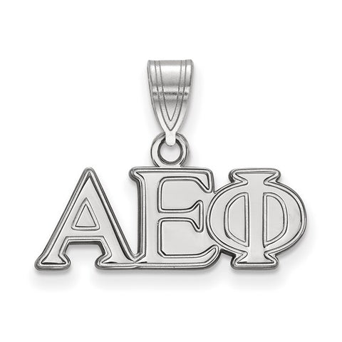 Alpha Epsilon Phi Medium Pendant