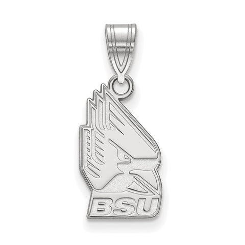 Ball State Cardinals Medium Pendant