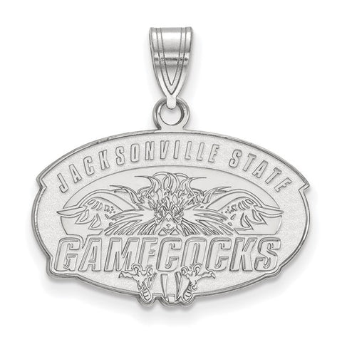Jacksonville State Gamecocks Medium Pendant