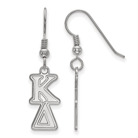 Kappa Delta Dangle Medium Earrings