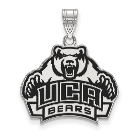 Central Arkansas Bears Large Enamel Pendant