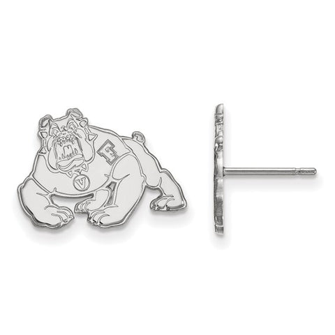 Cal State Fresno Bulldogs Small Post Earring