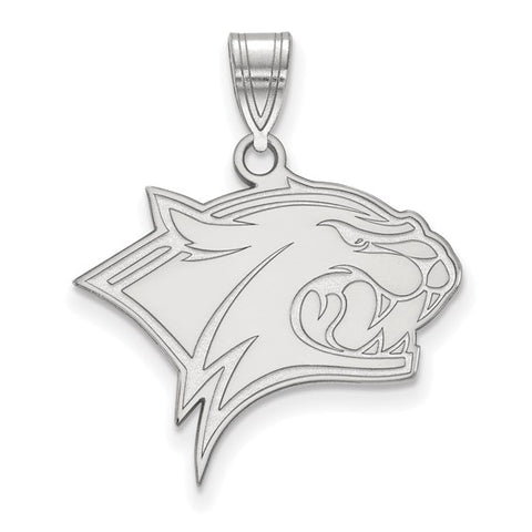 New Hampshire Wildcats Large Pendant