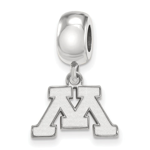 Minnesota Golden Gophers Bead Charm XS Dangle