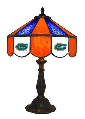 Florida Gators Table Lamp 21 in High