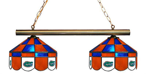 Florida Gators 2 Shade Hanging Team Light