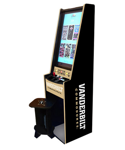 Vanderbilt Commodores Arcade Game Sit-n-Play