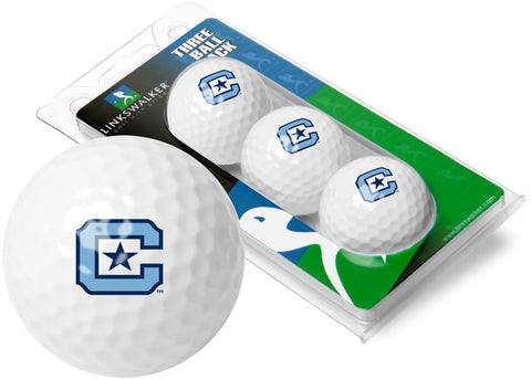 Citadel Bulldogs 3 Golf Ball Sleeve
