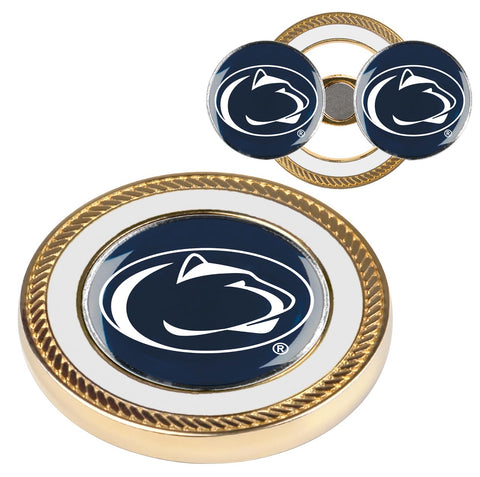Penn State Nittany Lions Challenge Coin / 2 Ball Markers
