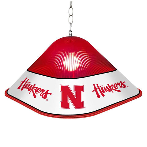 Nebraska Cornhuskers Game Table Light-Square-Husker