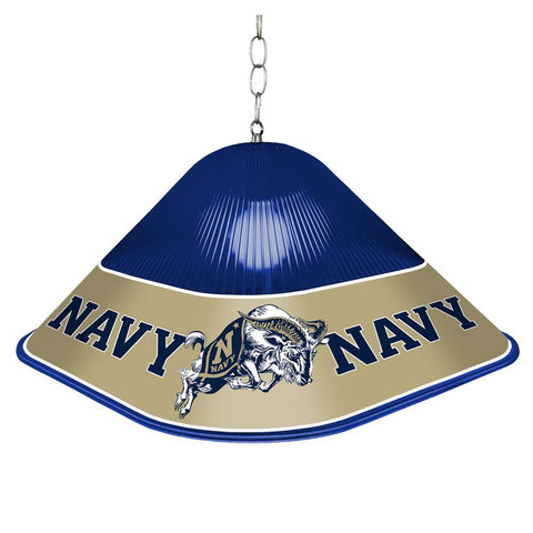 Navy Midshipmen Game Table Light-Square-Ram