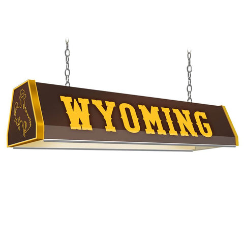 "Wyoming Cowboys 38"" Standard Pool Table Light"
