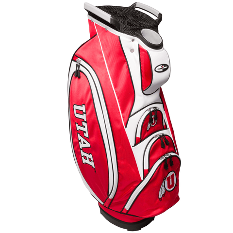 Utah Utes Victory Golf Cart Bag