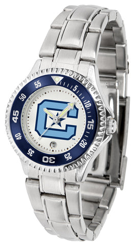 Citadel Bulldogs Competitor Ladies Steel Watch