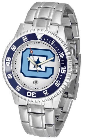 Citadel Bulldogs Competitor Steel Watch -Mens