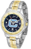 Citadel Bulldogs Competitor 2-Tone AC Watch -Mens