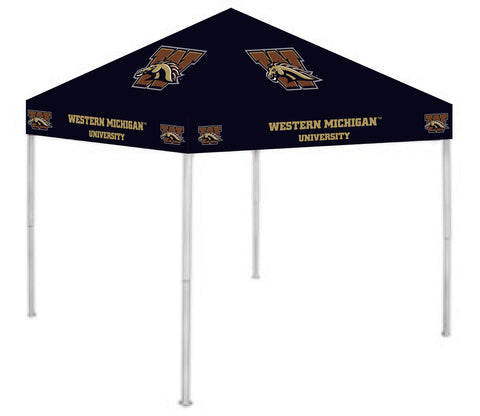 Western Michigan Canopy Tent for Tailgating