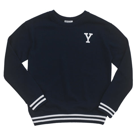 Yale University Mesh Back Sweatshirt