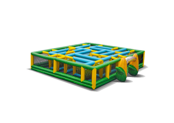 Inflatable Mazes