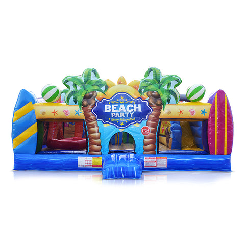 Beach Party Play Center