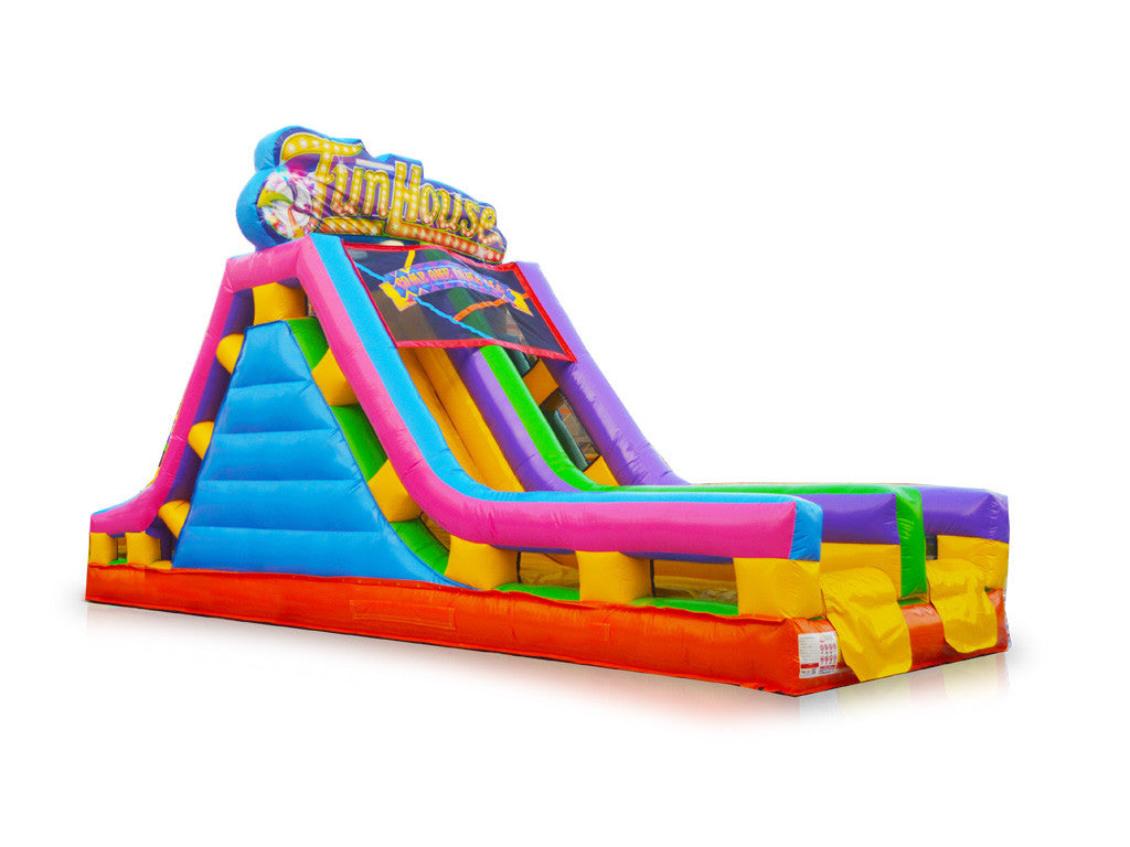 Fun House Climb and Slide