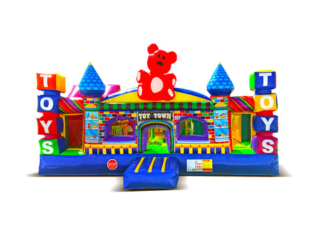 Toy Town Inflatable Playcenter