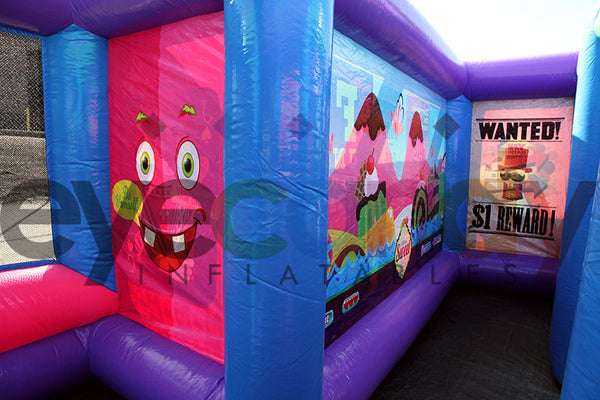 Fun House Inflatable Maze